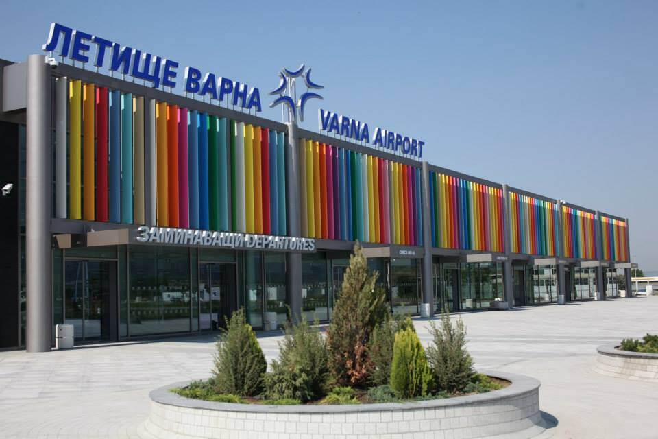 Varna Airport starts low-cost flights to Brussels   Rent a
